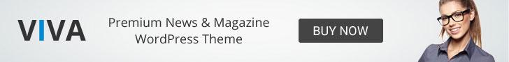 Viva - Premium WordPress Theme